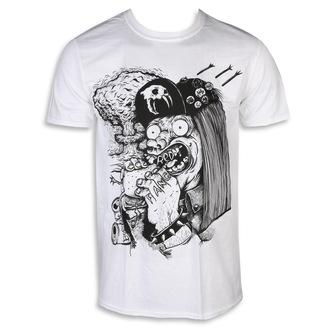 Herren T-Shirt Metal Red Fang - Burger - KINGS ROAD - 20113242