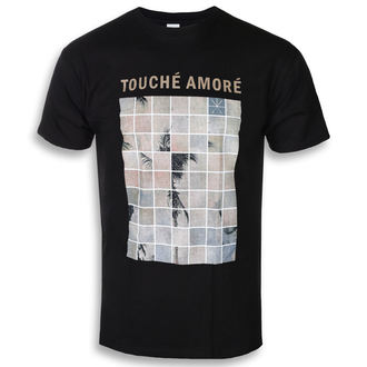 Herren T-Shirt Touche Amore - Palm Dreams - KINGS ROAD, KINGS ROAD, Touche Amore