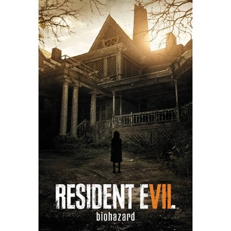 Poster RESIDENT EVIL - GB posters, GB posters