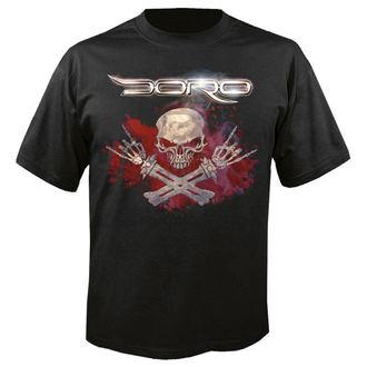 Herren T-Shirt Metal  Doro - Bloodskull - NUCLEAR BLAST, NUCLEAR BLAST, Doro