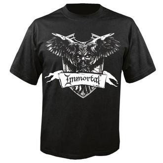 Herren T-Shirt Metal Immortal - Crest - NUCLEAR BLAST, NUCLEAR BLAST, Immortal