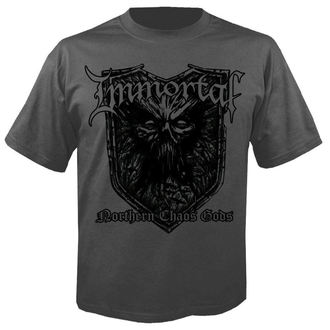Herren T-Shirt Metal Immortal - Chaos GREY - NUCLEAR BLAST, NUCLEAR BLAST, Immortal