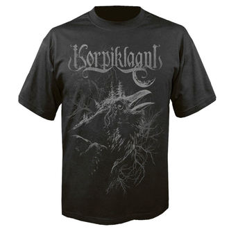 Herren T-Shirt Metal Korpiklaani - Raven - NUCLEAR BLAST, NUCLEAR BLAST, Korpiklaani