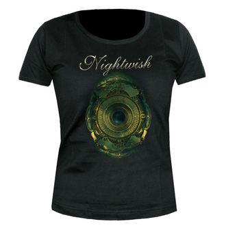 Damen T-Shirt Metal Nightwish - Decades - NUCLEAR BLAST, NUCLEAR BLAST, Nightwish