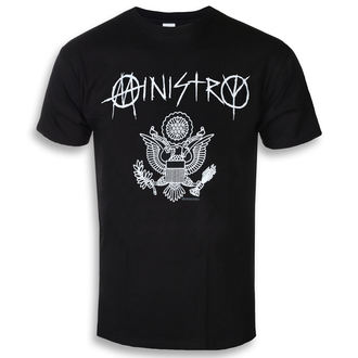 Herren T-Shirt Metal Ministry - Great Seal - ROCK OFF, ROCK OFF, Ministry
