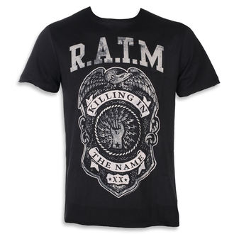 Herren T-Shirt Metal Rage against the machine - Killing In The Name Of - AMPLIFIED, AMPLIFIED, Rage against the machine