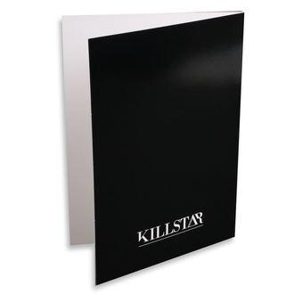 Glückwunschkarte KILLSTAR - Cancer - SCHWARZ, KILLSTAR