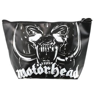 Kosmetiktasche Motörhead - STÄDTISCH Klassiker - black, NNM, Motörhead