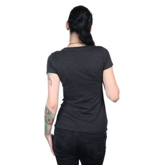 Damen T-Shirt Street - HELMET SCOOP - METAL MULISHA, METAL MULISHA