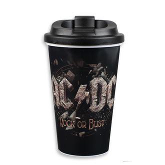 Becher AC / DC - to Go - FBI., F.B.I., AC-DC