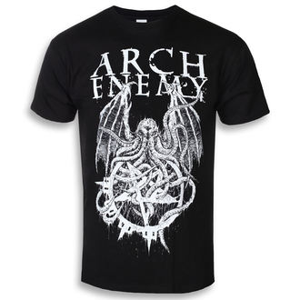 Herren T-Shirt Metal Arch Enemy - CHTHULU Tour 2018 -, Arch Enemy