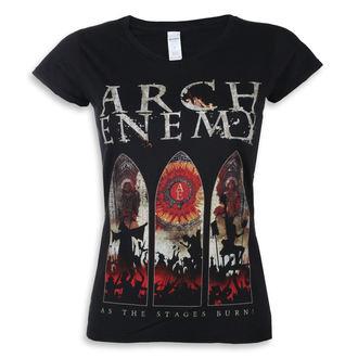 Damen T-Shirt Metal Arch Enemy - Festivals 2017 -, NNM, Arch Enemy