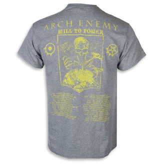 Herren T-Shirt Metal Arch Enemy - Tour 2018 -, Arch Enemy