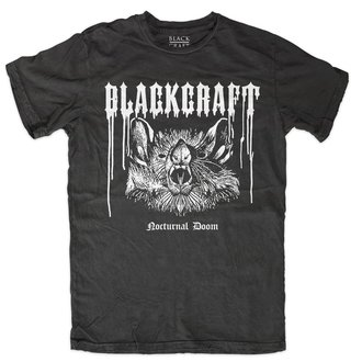 Herren T-Shirt - Nocturnal Doom - BLACK CRAFT, BLACK CRAFT