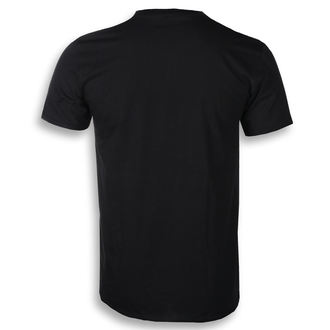 Herren T-Shirt Metal Ramones - RED TEXT SEAL LOGO - PLASTIC HEAD, PLASTIC HEAD, Ramones
