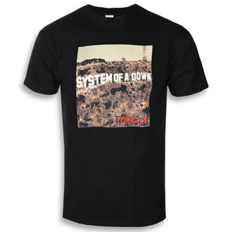 Herren T-Shirt Metal System of a Down - TOXICITY - PLASTIC HEAD, PLASTIC HEAD, System of a Down