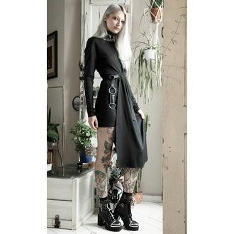 Damen Kleid DISTURBIA - Asymmetric Drape, DISTURBIA