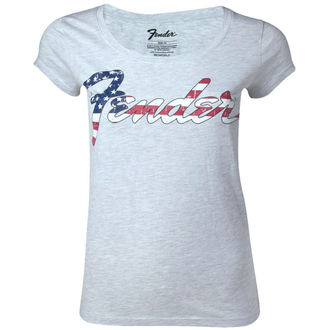 Damen T-Shirt FENDER, FENDER