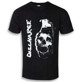 Herren T-Shirt Metal Discharge - Skull Grenade - RAZAMATAZ, RAZAMATAZ, Discharge