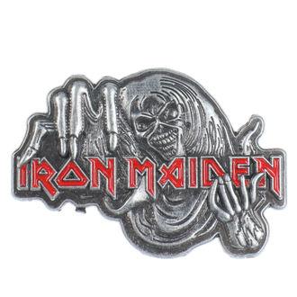 Reißzwecke Iron Maiden - Number Of The Beast - RAZAMATAZ, RAZAMATAZ, Iron Maiden