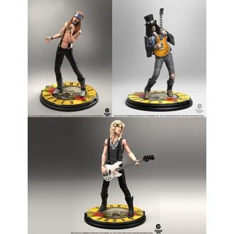 Figuren Set Guns N' Roses - Band - Rock Iconz, KNUCKLEBONZ, Guns N' Roses