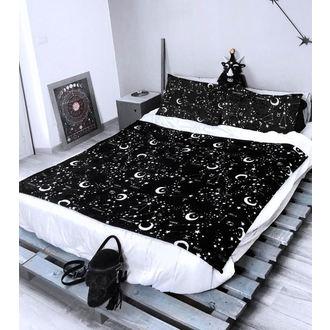 Set Decke mit Kissenbezügen KILLSTAR - Starmap - SCHWARZ - 20125773