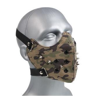 Maske POIZEN INDUSTRIES - OTTO - GRÜN CAMO, POIZEN INDUSTRIES
