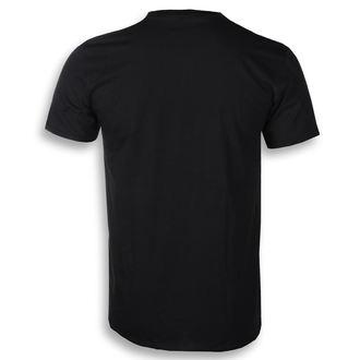 Herren T-Shirt Metal Asking Alexandria - Hat Skull - ROCK OFF, ROCK OFF, Asking Alexandria