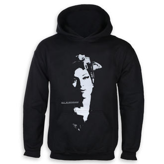 Herren Hoodie Amy Winehouse - Scarf Portrait - ROCK OFF, ROCK OFF, Amy Winehouse