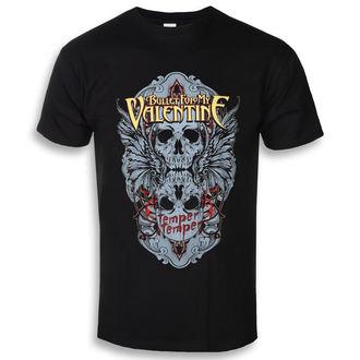 Herren T-Shirt Metal Bullet For my Valentine - Winged Skull - ROCK OFF, ROCK OFF, Bullet For my Valentine