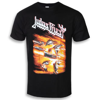 Herren T-Shirt Metal Judas Priest - Firepower - ROCK OFF, ROCK OFF, Judas Priest