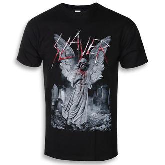 Herren T-Shirt Metal Slayer - Gravestone Walks - ROCK OFF, ROCK OFF, Slayer