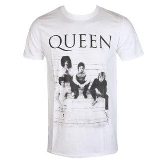 Herren T-Shirt Queen - Stairs - ROCK OFF, ROCK OFF, Queen