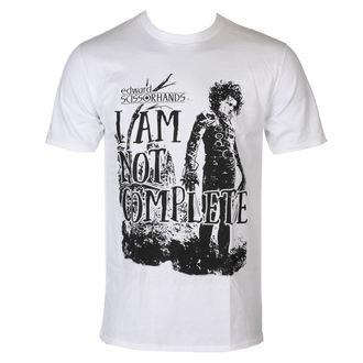 Herren T-Shirt Film Edward mit den Scherenhänden - I Am Not Complete - HYBRIS, HYBRIS, Edward mit den Scherenhänden