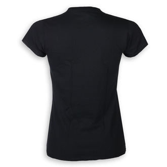 Damen T-Shirt Metal Jimi Hendrix - Distressed - HYBRIS, HYBRIS, Jimi Hendrix