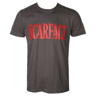 Herren T-Shirt Film Scarface - Logo - HYBRIS, HYBRIS, Scarface