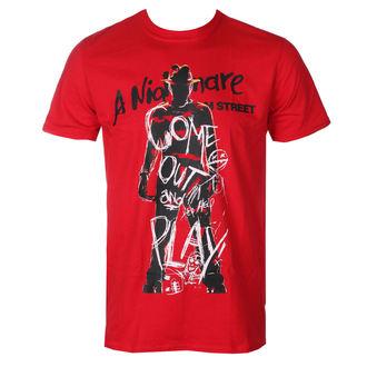 Herren T-Shirt Film A Nightmare on Elm Street - Freddy Krueger - HYBRIS, HYBRIS, Noční můra z Elm Street