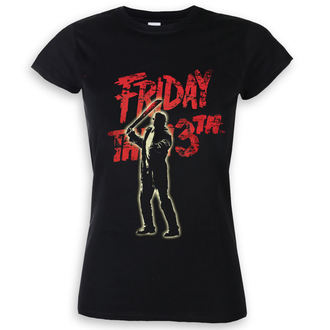 Damen T-Shirt Film Friday 13th - Jason Voorhees - HYBRIS, HYBRIS, Friday the 13th