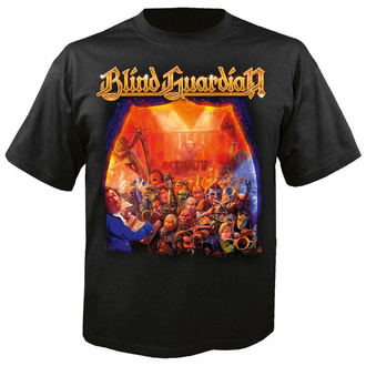 Herren T-Shirt Metal Blind Guardian - A night at the opera - NUCLEAR BLAST, NUCLEAR BLAST, Blind Guardian