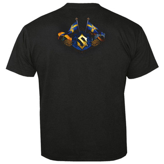 Herren T-Shirt Metal Sabaton - Carolus rex platin - NUCLEAR BLAST, NUCLEAR BLAST, Sabaton