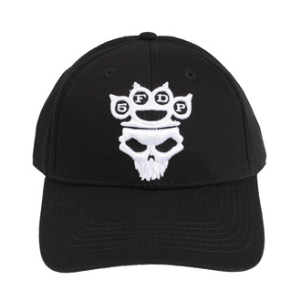 Kappe Cap Five Finger Death Punch - Logo - ROCK OFF, ROCK OFF, Five Finger Death Punch