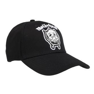 Kappe Cap Motörhead - Warpig - ROCK OFF, ROCK OFF, Motörhead