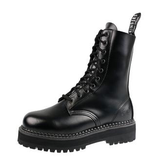 Unisex Lederstiefel Boots - GRINDERS, GRINDERS