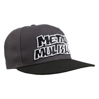 Kappe Cap METAL MULISHA - FITTED, METAL MULISHA