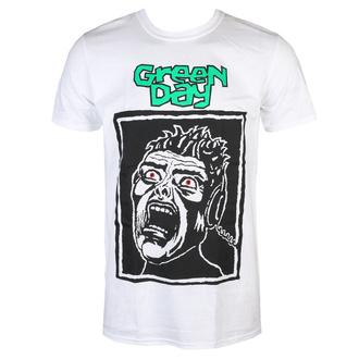 Herren T-Shirt Metal Green Day - SCREAM - PLASTIC HEAD, PLASTIC HEAD, Green Day