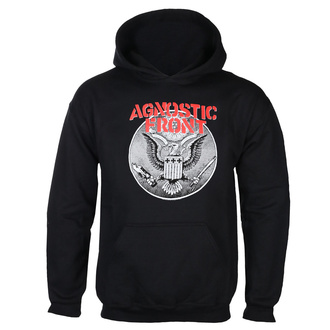 Herren Hoodie Agnostic Front - AGAINST ALL EAGLE - PLASTIC HEAD, PLASTIC HEAD, Agnostic Front