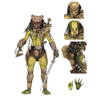 Figur Predator 1718 - Ultimate Elder: The Golden Angel, NNM, Predator