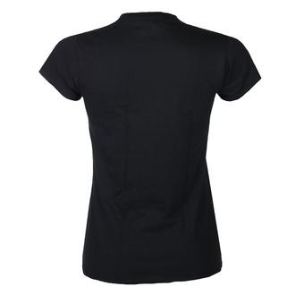 Damen T-Shirt Metal Nickelback - FEED THE MACHINE - PLASTIC HEAD, PLASTIC HEAD, Nickelback