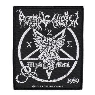 Patch Aufnäher Rotting Christ - Black Metal - RAZAMATAZ - SP3043