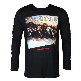 Herren T-Shirt Longsleeve Bathory - BLOOD FIRE DEATH 2 - PLASTIC HEAD, PLASTIC HEAD, Bathory